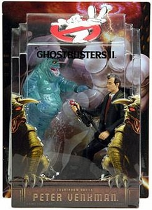 Mattel Ghostbusters II Exclusive 6 Inch Action Figure Courtroom Peter Venkman [Includes Nunzio Scolari]