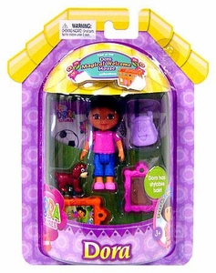 Dora the Explorer Mini Poseable Figure Dora