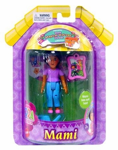 Dora the Explorer Mini Poseable Figure Mami