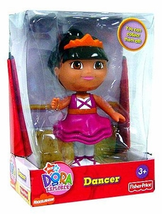 Dora the Explorer 5 Inch Semi-Poseable Figure Dancer