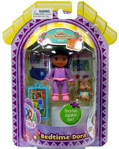 Dora Magical Welcome Mini Figure Bedtime Dora