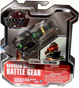 Bakugan Deluxe Electronic Battle Gear Darkon [Translucent Black] Boomix
