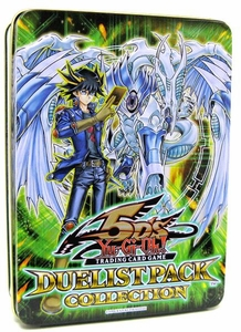 YuGiOh 5D's 2009 Exclusive Duelist Pack Collection Green Tin [Stardust Dragon Assault Mode, Blackwing, Koa'ki & Iron Core]