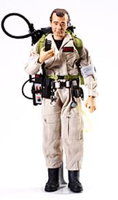 Mattel Ghostbusters Exclusive 12 Inch Deluxe Action Figure Peter Venkman