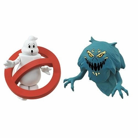 Real Ghostbusters Minimates Mini Figure 2-Pack Series 2 Logo Ghost & Killerwatt