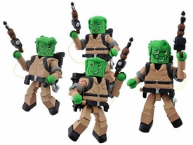 Real Ghostbusters Minimates Series 3 Box Set
