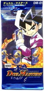 Duel Masters Japanese Card Game DM-01 Base Set Booster Pack