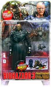 Resident Evil [Biohazard] 3 Japanese Moby Dick Action Figure Series 8 Tyrant