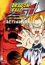 Dragon Ball GT DVD 05: The Lost Episodes - Activation (UNCUT)