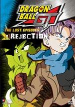 Dragon Ball GT DVD 02: The Lost Episodes - Rejection (UNCUT)