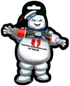 Ghostbusters Lip Balm Stay Puft Marshmallow
