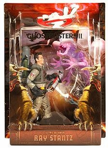 Mattel Ghostbusters II Exclusive 6 Inch Action Figure Slime Blower Ray Stantz