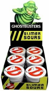 Ghostbusters Candy Tin Slimer Sours