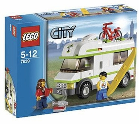 LEGO City Set #7639 Camper