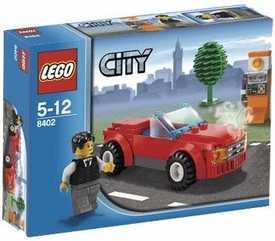LEGO City Set #8402 Classic Car