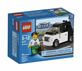LEGO City Set #3177 Small Car