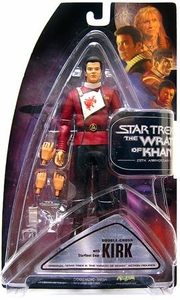 Diamond Select Toys Star Trek Wrath of Khan Exclusive Action Figure