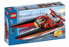 LEGO City Set #7244 Speedboat