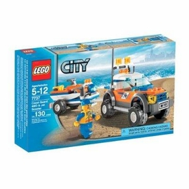 LEGO City Set #7737 Off Road Vehicle & Jet Scooter