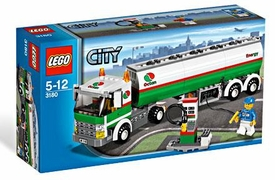 LEGO City Set #3180 Tank Truck