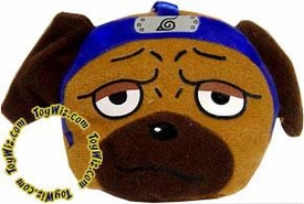 Naruto Dog Head Coin Pouch