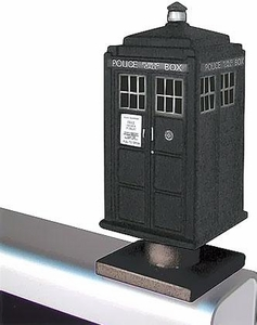 Bif Bang Pow! Doctor Who Monitor Mate Bobble Head Original Tardis