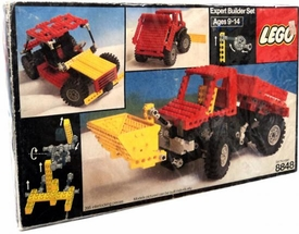 LEGO TECHNIC Expert Builder #8848 Power Truck Damaged Package, Mint Contents!