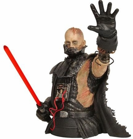 Gentle Giant Star Wars Force Unleashed Mini Bust Darth Vader