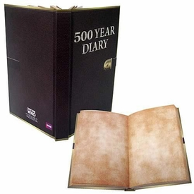 Bif Bang Pow! Doctor Who 500 Year Diary