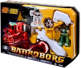 Battroborg Battling Robot Single Pack Green / Gold