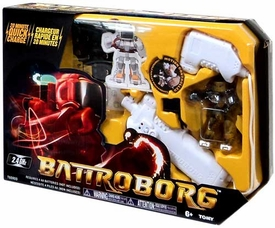 Battroborg Battling Robot Single Pack Gold