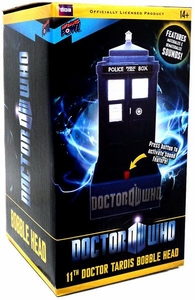 Bif Bang Pow! Doctor Who Bobble Head 11th Doctor Tardis
