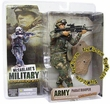McFarlane Toys Action Figures Military Soldiers & Redeployed Series 2