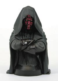 Star Wars 6.5 Inch Gentle Giant Mini-Bust Darth Maul