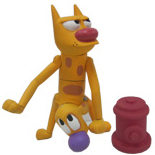 CatDog 3 Inch Figure with Accessory CatDog