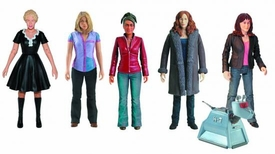 Doctor Who Ungerground Toys 5-Pack  Action Figure Set Companions Pre-Order ships March
