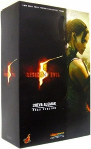 Hot Toys Resident Evil 5 Video Game Masterpiece 1/6 Scale Figure Sheva Alomar [B.S.A.A. Outfit]