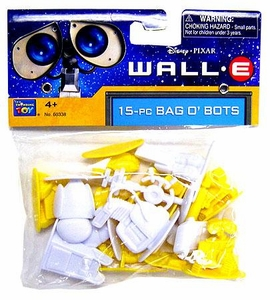 Disney Pixar Wall-E Movie Bag-O-Bots