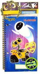 Disney Pixar Wall-E Movie Personalized Deluxe Planner