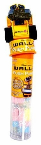 Disney Pixar Wall-E Candy Push Puppet [Filled with Candy Cubes!]