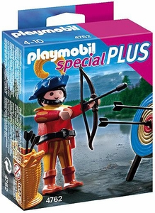 Playmobil Special Set #4762 Archer with Target