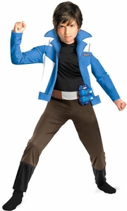 Monsuno Deluxe Child Costume #44313 Chase Suno [Boys Medium 7-8]