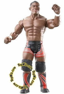 WWE Jakks Pacific Wrestlemania 22 Series 3 Exclusive Action Figure Shelton Benjamin