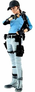 Resident Evil 5 Hot Toys Video Game Masterpiece 1/6 Scale Collectible Figure Jill Valentine [B.S.A.A. Outfit]