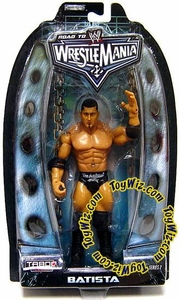 WWE Summer Slam Road to Wrestlemania 22 Series 2 Action Figure Batista