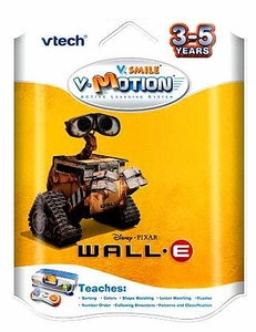 V-Smile Wall-E V-Motion Wall-E Game