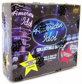 American Idol 2009 Trading Cards Box [24 Packs] BLOWOUT SALE!