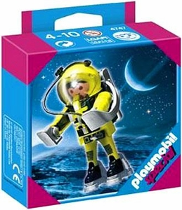 Playmobil Special Set #4747 Yellow Astronaut
