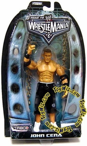 WWE Summer Slam Road to Wrestlemania 22 Series 2 Action Figure John Cena BLOWOUT SALE!