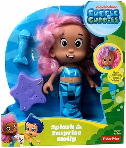Bubble Guppies Splash & Suprise Molly